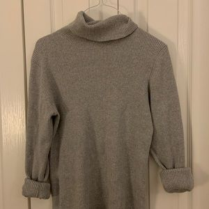Old Navy Sweaters - Grey turtleneck sweater